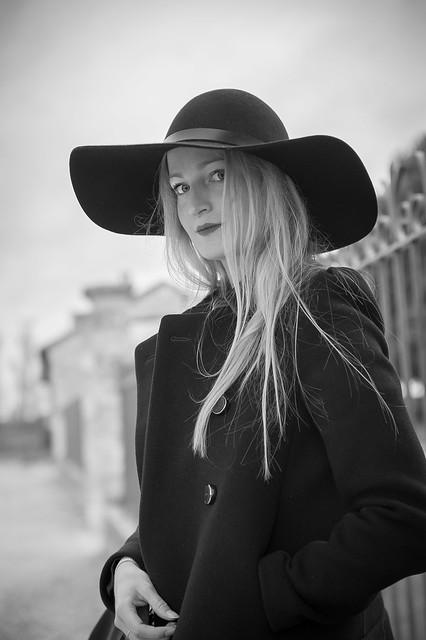 Portrait : Woman : Nikon D700