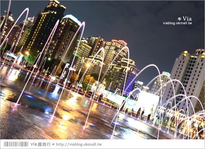 【大都會歌劇院】台中國家歌劇院~夜間水舞篇。光舞紀/光影藝術節21