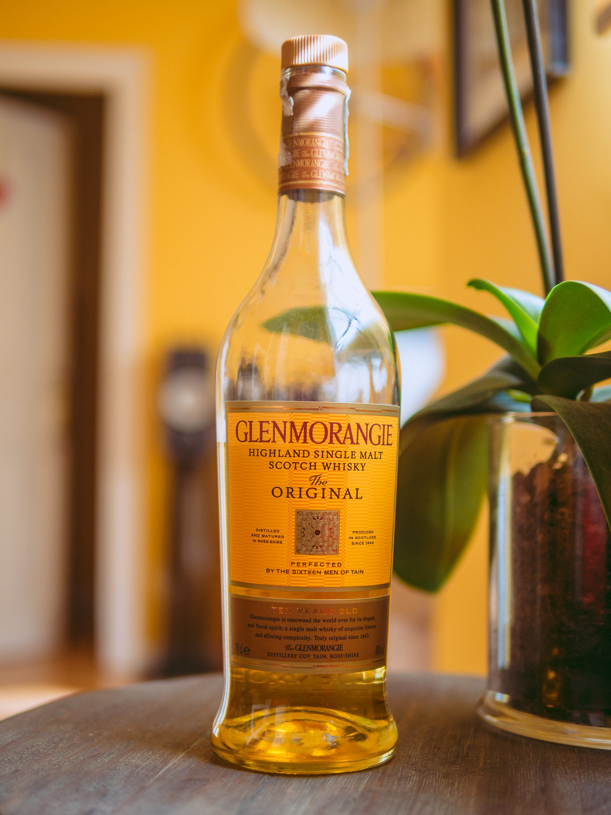 Glenmorangie Ten Year Old - The Original