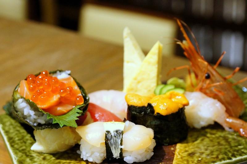 ichiro sushi - 1 UTama - bes sushi in kl-004
