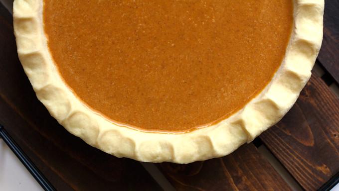 The Best Pecan Pumpkin Pie