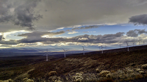 usa power unitedstates wind wash electricity turbine pse ellensburg windpower vestas pugetsoundenergy