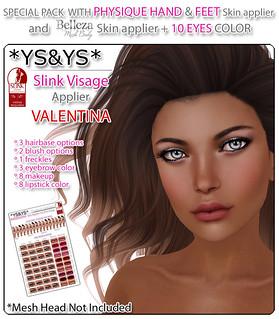 *YS&YS* @ My Slink Obsession - Valentina