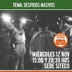 014-11-09 - Asamblea Gardilcic -NoALosDespidos
