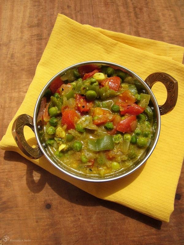 zelenina s kari masala 017