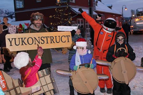 Winterval Parade 2014 - YuKonstruct