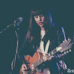 Madi Diaz // Webster Hall photographed by Chad Kamenshine