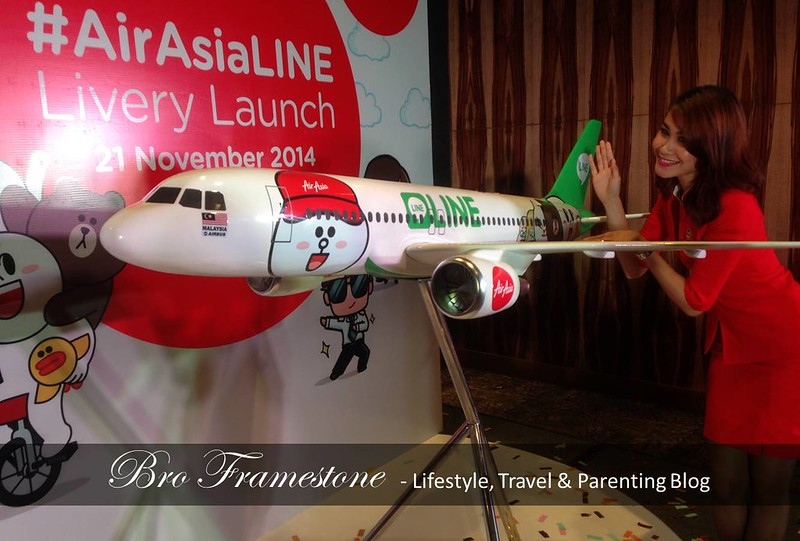 AirAsiaLine Livery Launch