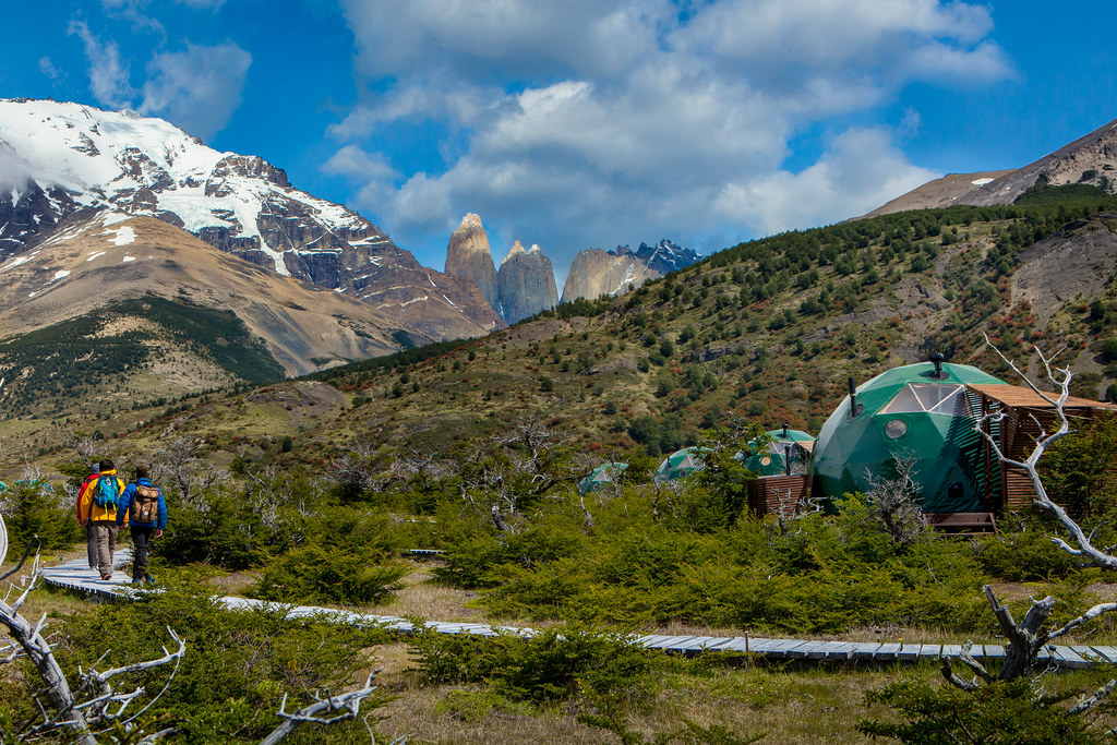 EcoCamp Suite Dome - Torres del Paine NP, Chile
