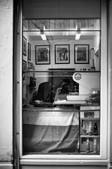 A Small Coffee Shop