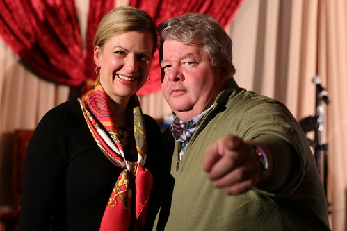 Anna & Michael Olson