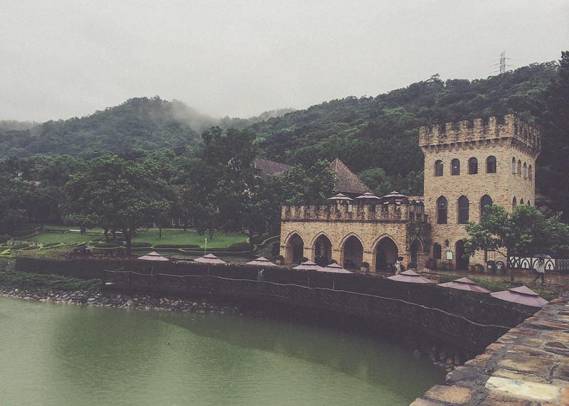 Xinshe Castle 新社古堡 In Taichung Taiwan Selfish Fare