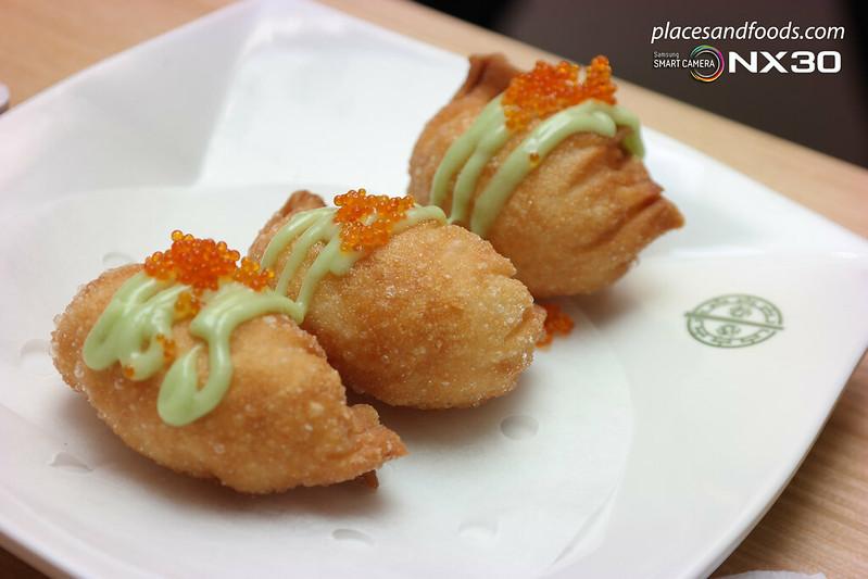 tim ho wan wasabi prawns