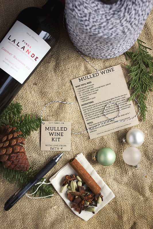 How-to Make a Mulled Wine Kit