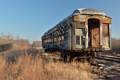 Photo locations ideas at Abandoned Railcar, tips for the best photo
