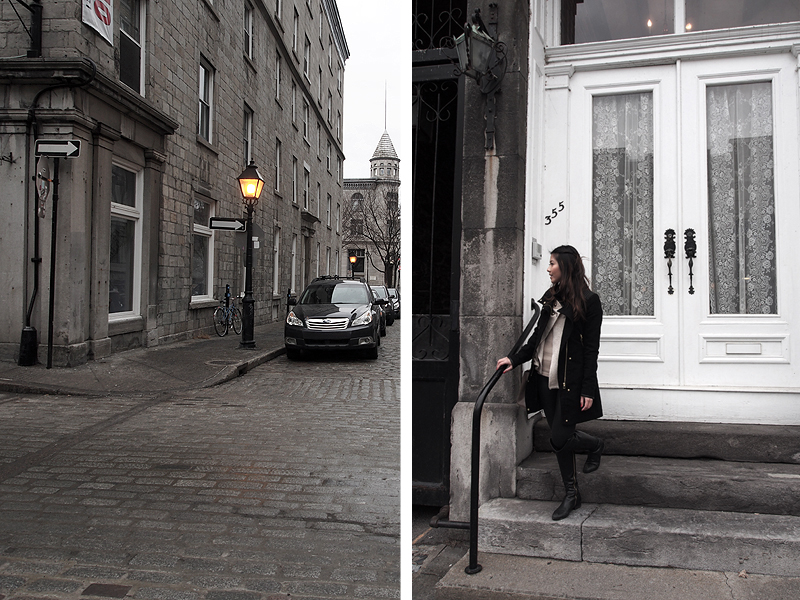 Weekend in Montreal