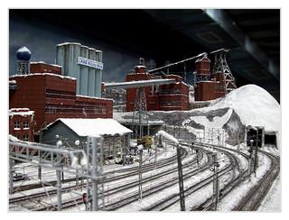 Hamburg - Miniatur Wunderland Hamburg - Kiruna LKAB Mine 02
