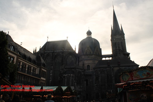 Aachen Market Square