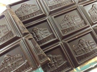 Russian Dark Chocolate Bar