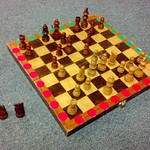 Bunny's First Chess Game