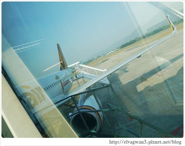 泰國-清邁-台灣虎航-華航-廉價航空-LCC-虎寶虎妞-紅眼航班-Kevin彩妝-EROS-金瓜米粉-懷舊排骨飯-台式魯肉飯-新加坡-A320機隊-33-489-1