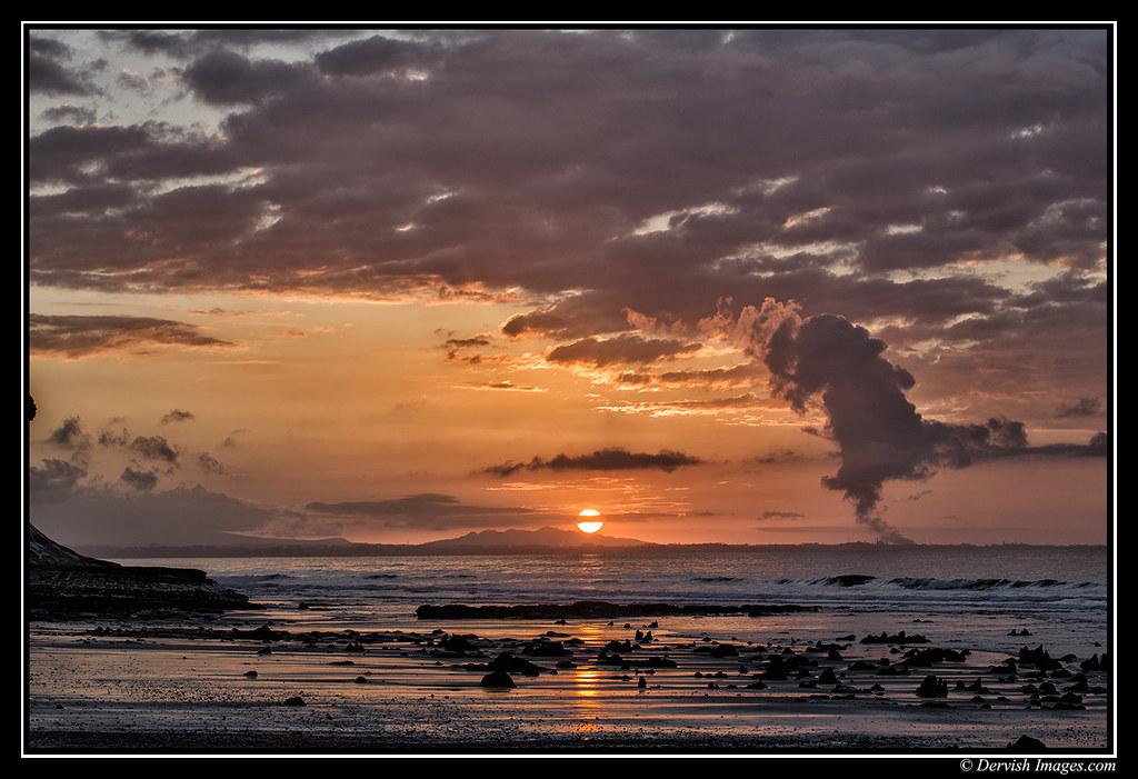 Sun Setting on 2014