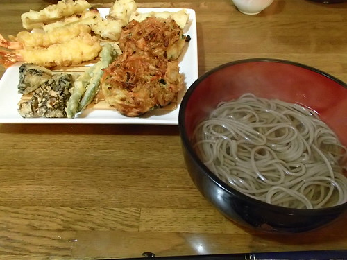 今天最后的晩飯 年越蕎麦 - naniyuutorimannen - 您说什么!