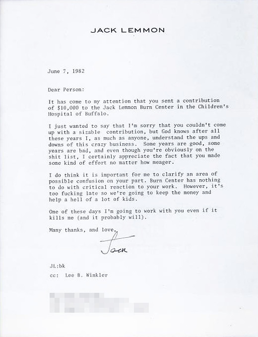 8 of the Best Letters Ever Written Phactual