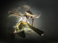 Capoeira in Motion