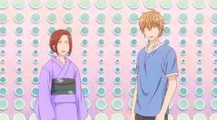 Ookami Shoujo to Kuro Ouji 12 - 15