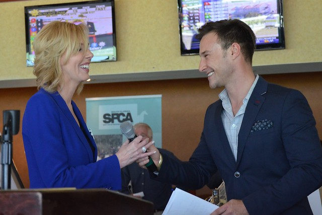 SPCA's A Day at the Races 2014