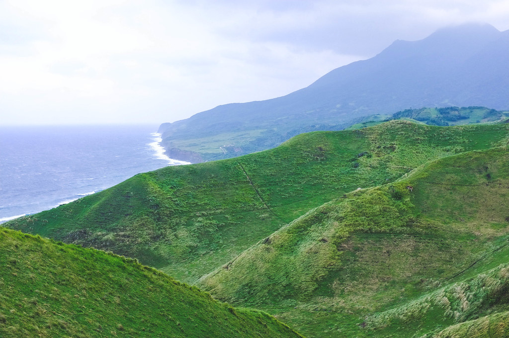 Vayang Rolling Hills, Batanes, Philippines