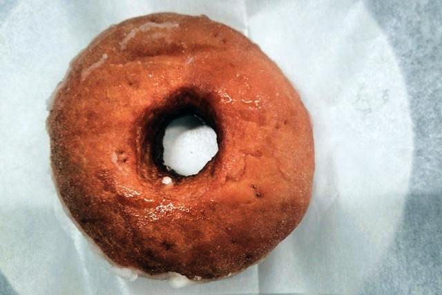 Photo:Sugar donut By toshisyung