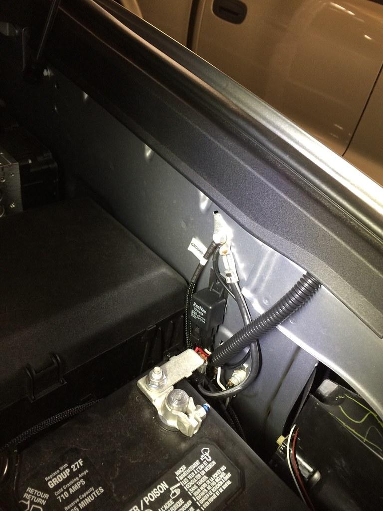 Greatavalon S Hood Bulge Led Bar Tundratalk Net Toyota