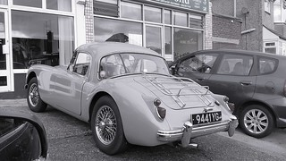 #wpphoto - MGA 1600 - Maybush - Southampton - UK - 2014