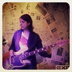"""""""Enquanto Deus não for tudo na sua vida, nada vai mudar"""" - Liz Monteiro  Conheça: www.eletrochurch.wordpress.com Curta: www.facebook.com/eletrochurch & Compartilhe.  #eletrochurch #jamaissereiomesmo #adoracao #worship #radical #change #bass #jazzbass #vam"""
