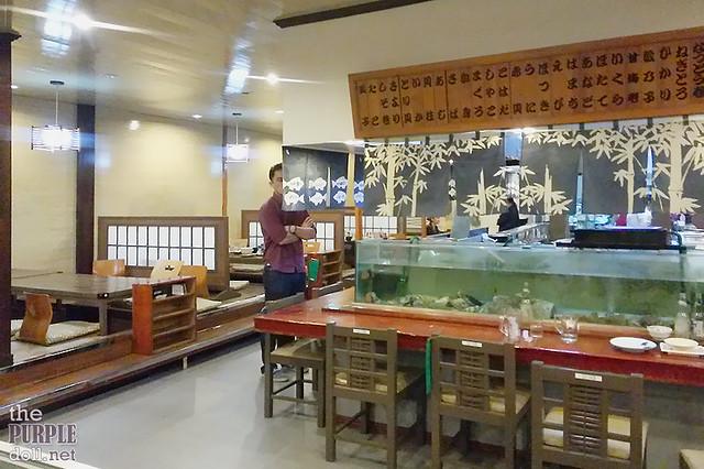 Izakaya Kikufuji at Little Tokyo