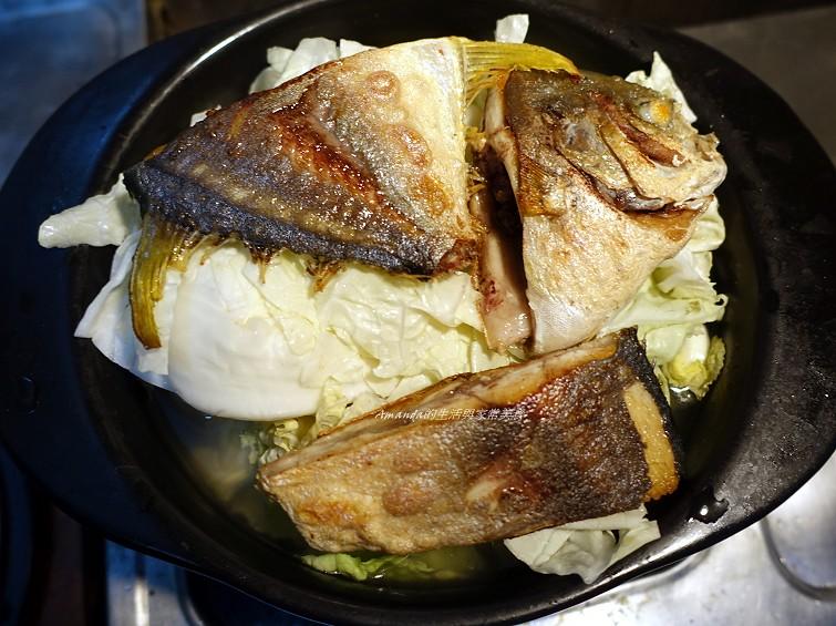 海鮮,火鍋,魚火鍋,魚火鍋料理,魚火鍋食譜,鮮魚火鍋,鮮魚鍋 @Amanda生活美食料理