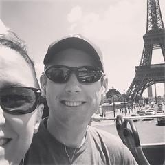 Drive-by Eiffeling.