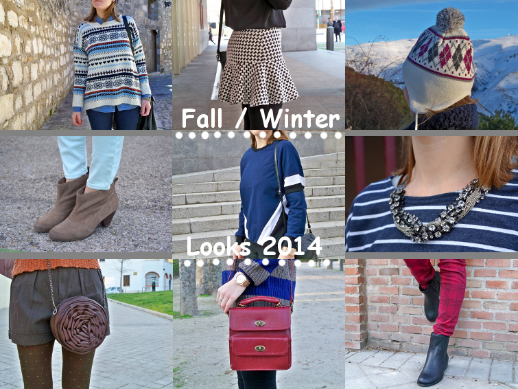 Fall-winter looks of 2014