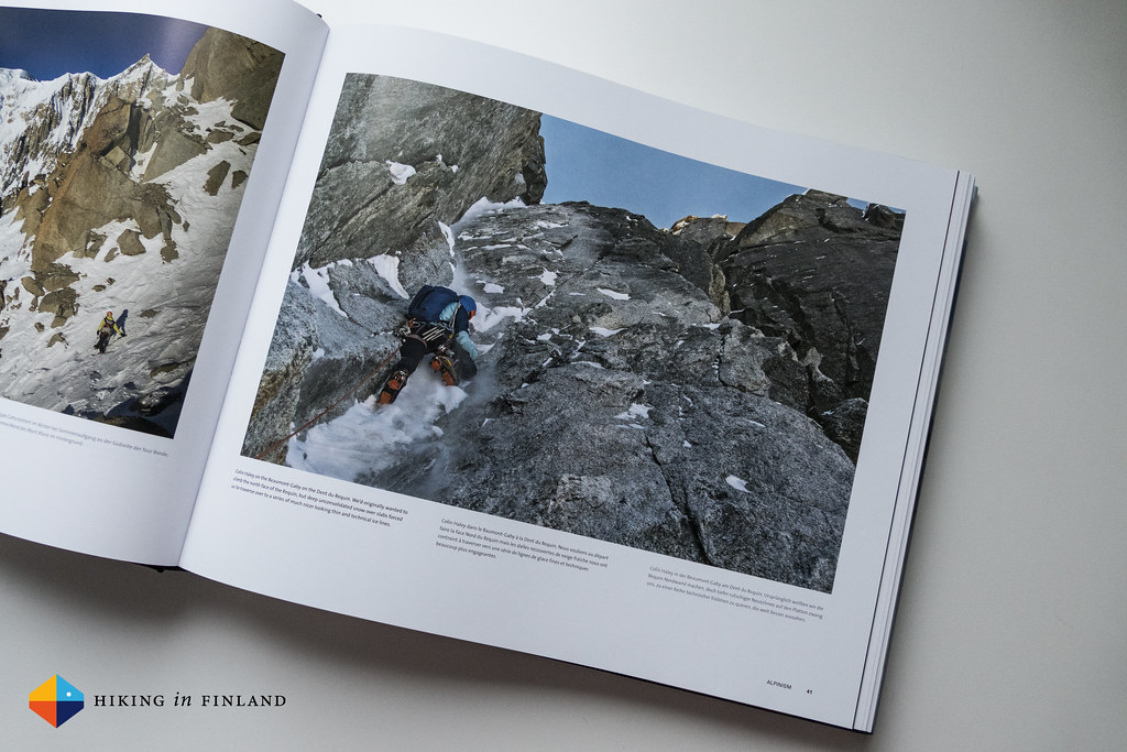 alpine exposures - Jon Griffith