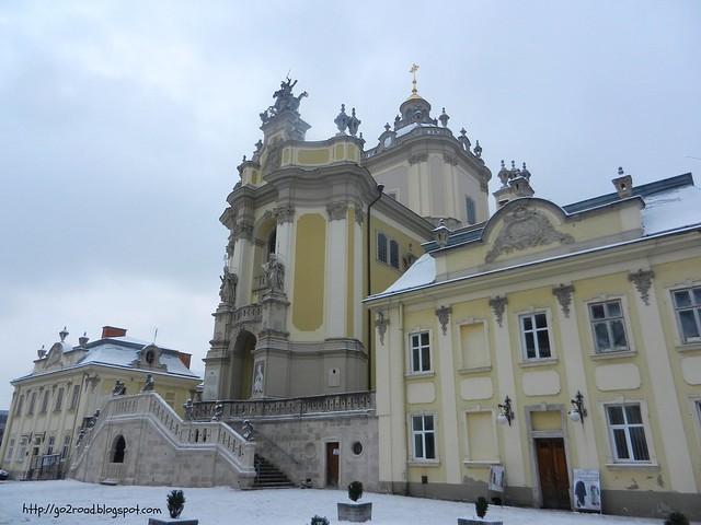 Зимний собор Святого Юра