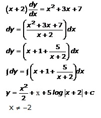 RD Sharma Class 12 Solutions Chapter 22 Differential Equations Ex 22.5 Q6