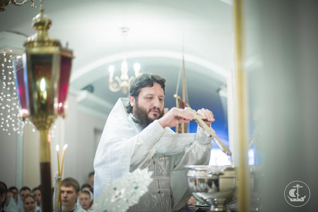 18 января 2015, Крещенский сочельник / 18 January 2015, Eve of the Theophany