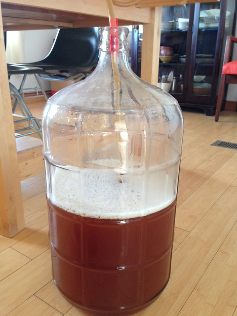 Beer Progress