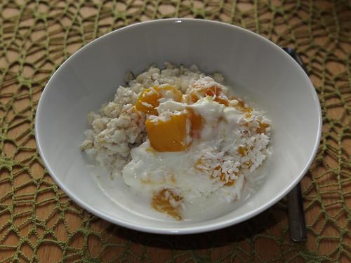 Kokos-Mango-Reisflocken Oats