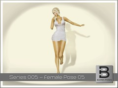 Baires Poses S005 - Female Pose 05