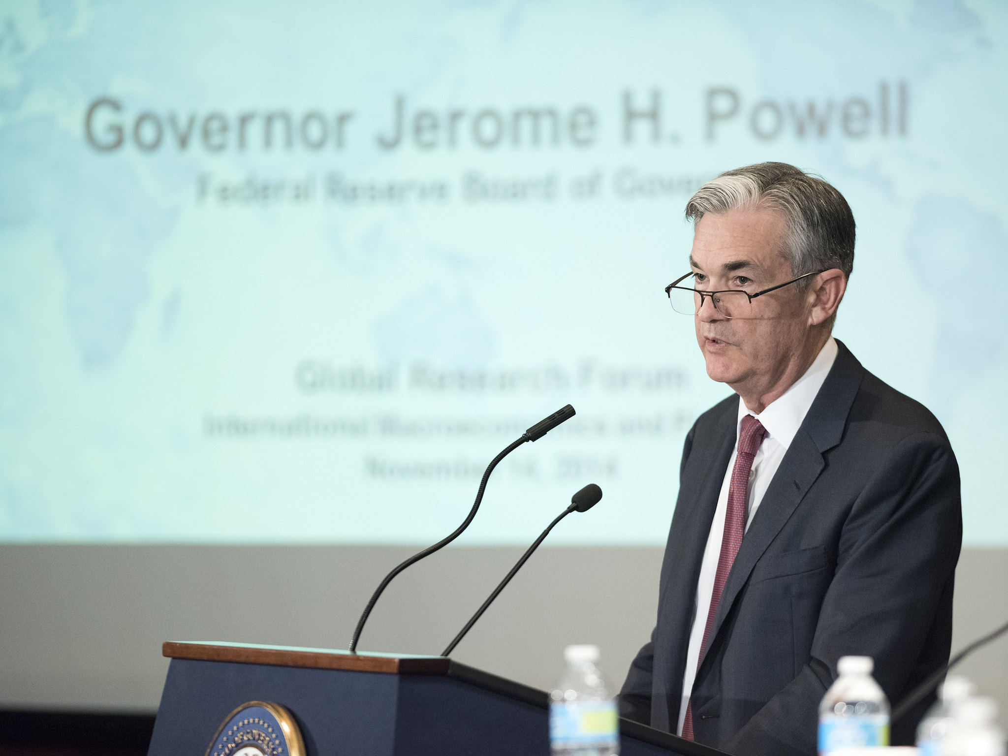Federal Reserves Jerome Powell The Fed