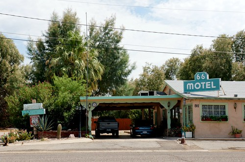 66 Motel - Route 66, Needles, California