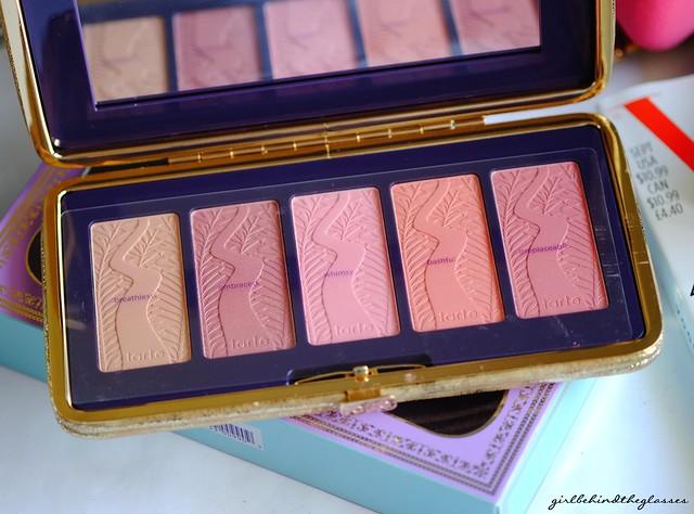 Tarte Pin Up Girl Blush Palette2